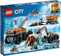 LEGO City 60195 - Base Mobile Di Esplorazione Artica NUOVO NEW