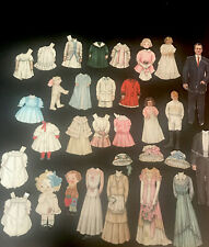 Antique Paper Dolls From Ladies Home Journal Plus
