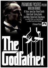The Godfather 1972 Marlon Brando Al Pacino movie poster 24x34 inches