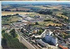 CP 02 Aisne - Marle-sur-Serre - La gare et la coopérative - b