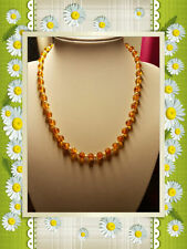 "Natural Amber Fine Necklaces & Pendants 20 - 21.99"" Length"