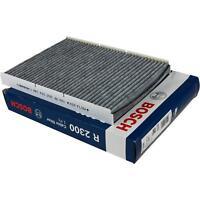 Original BOSCH Filter Innenraumluft Pollenfilter Innenraumfilter 1 987 432 300