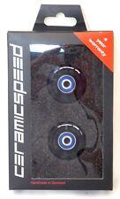 CeramicSpeed Alloy Pulley Wheels Black SRAM 11 Speed Ceramic Speed