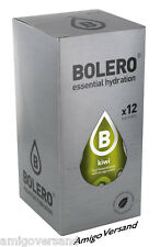 Bolero Drinks - Kiwi - 12 Beutel für 18-36 Liter Erfrischungsgetränk