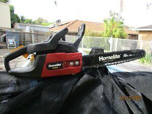 Homelite dx chain saw