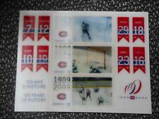 MNH CANADA SOUVENIR SHEET #2340