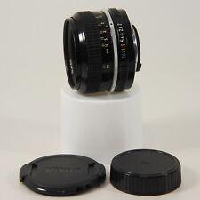 Nikon Nikkor 50mm 1:2,0 mit AI-Umbau // normal gebraucht // vom Fotofachhändler