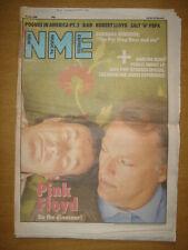 NME 1988 JUL 9 PINK FLOYD POGUES IGGY POP SALT N PEPA