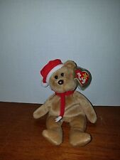 Ty Beanie Baby 1997 Teddy RARE & RETIRED Style # 4200 With Errors!