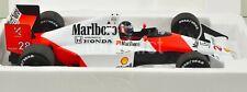 1/18 Gerhard Berger 1990 McLaren Honda MP4/5B FULL LIVERY 1 of 300