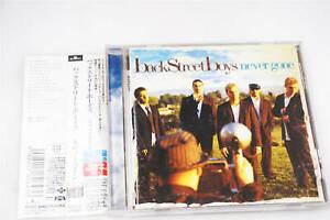 BACKSTREET BOYS NEVER GONE BVCQ-21030 CD JAPAN OBI A13863