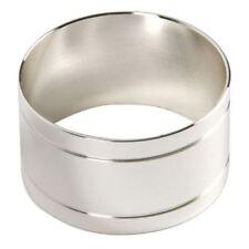 Silver Plated Napkin Napkin Rings