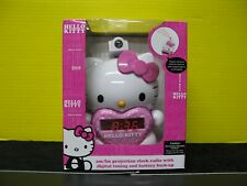 Hello Kitty Projection Alarm Clock