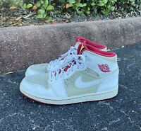 2009 Men's Nike Air Jordan Retro 1 Hare Jordan US Size 10.5 374454-011