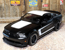 Ford Mustang Boss 302 1:24 Scale Die-cast Metal Model Toy Car Maisto 3+