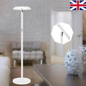 Modern 178cm Dimmable Floor Stand Lamp Light Uplighter Living Room Lighting Deco