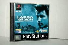 LARGO WINCH .//COMMANDO SAR USATO OTTIMO STATO SONY PSONE VERSIONE ITA GD1 37726