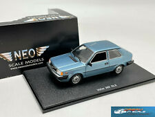 RARE! Volvo 360 GLS blue 1985 NEO43028 1:43