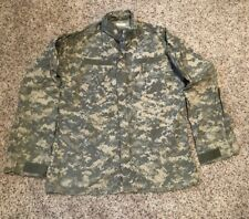 US Army Mens Digital Camo Combat Uniform Jacket M-Long Government Issue