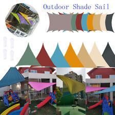 Waterproof Sun Shade Sail Garden Yard Patio Sunscreen Awning Screen 98% UV Block