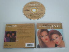 THE JUDDS/NUMBER ONE HITS(RCA-CURB 07863 66489-2) CD ALBUM