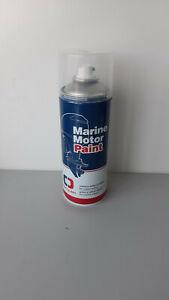 Marine Farbspray Klarlack geeignet für Aussenborder Innenborder 400 ml