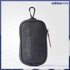3f937585493 Adidas Originals Kids NMD Pouch Black Bag Zipped Mini BK6825 Backpack n o