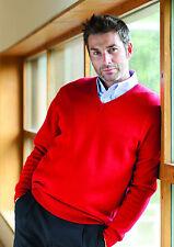 Feine Herren-Pullover & -Strickware mit regular Länge aus Lammwolle