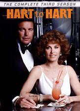 Hart To Hart: Season 3 Box set, Full Screen, NTSC, Mult