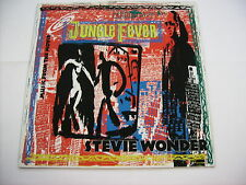 STEVIE WONDER - JUNGLE FEVER - LP 1991 GERMANY LIKE NEW CONDITION