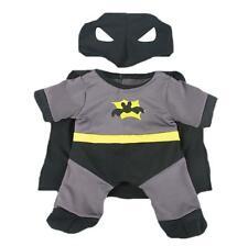 """10"""" BATMAN BAT orso orsacchiotto coccole vestiti adatti a 8"""" -10"""" (25 cm) Teddy Bears"""