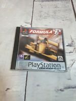 Formula One - PS1 (Sony Playstation 1) Complete (PAL) Black Label