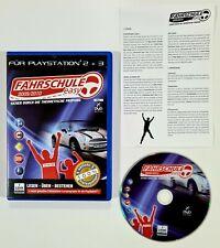 SONY PlayStation 2/3 FAHRSCHULE EASY 2009/10 dt. Theoretische Prüfung/Lernen