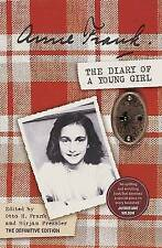 The Diary of a Young Girl: Definitive Edition by Anne Frank (Paperback, 2002)