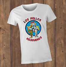 Los Pollos Hermanos T-Shirt, inspired by the Breaking Bad TV show