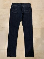 Seven 7 For All Mankind  Skinny Jeans roxanne Women's Size 30 X 32