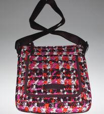 Brand New VERA BRADLEY RFID Mini Hipster Crossbody Bag In Houndstooth Tweed