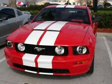 05 09 Mustang 67 Gt Sh Gt Gt R Style Hood Ram Air Vent Functional 1pc Body Kit
