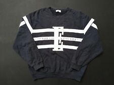 Vintage ELLE HOMME Sweatshirt Sweater Pullover Jacket Rare Rugby Size L