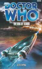 Dr DOCTOR WHO King Of Terror As New Unread Keith Topping 1st Edition 2000 PB