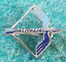 ALITALIA ITALIAN AIR LINES - OLD PIN BADGE