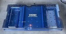 KARL STORZ Wolf V Mueller Transanal Endoscopy Instrument Tray 39312B - Tray ONLY