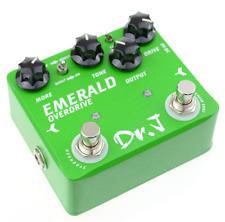 Joyo Dr. J D60 Emerald Overdrive + Boost Pedal