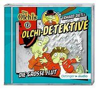 ERHARD DIETL - OLCHI-DETEKTIVE 13-DIE GROßE  CD NEU