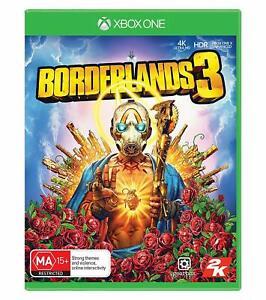 Borderlands 3 Xbox One Brand New Sealed