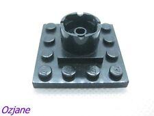 LEGO SPARES PARTS 6067 BOAT MAST SECTION BASE 4 X 4 X 1 BLACK