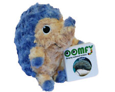 Oomfy Baby Hedgehog Blue Plush and Board Book