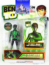 Ben 10 (Ben Ten) Ben ai Raggi X Ultimate Alien + Carta by Giochi Preziosi Nuovo