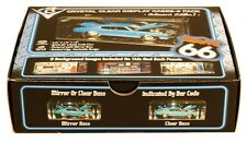 Box of 6 Crystal Clear Display Cases for 1:64 1:72 1:87 Scale Diecast Hot Wheels