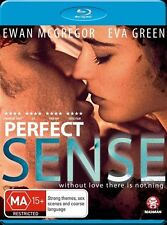 Perfect Sense (Blu-ray, 2012) *Starring Ewan McGregor & Eva Green!*